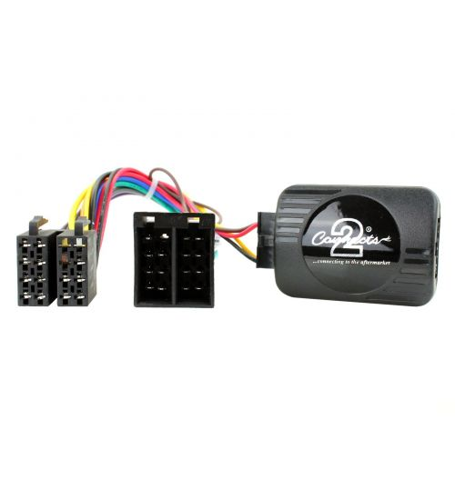 Connects2 Steering Wheel/Stalk Interface For Land Rover - CTSLR003.2