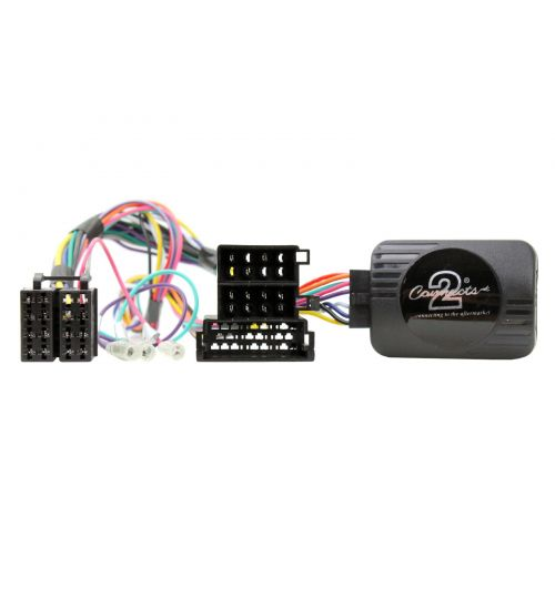 Connects2 Steering Wheel/Stalk Interface For Mercedes - CTSMC003.2