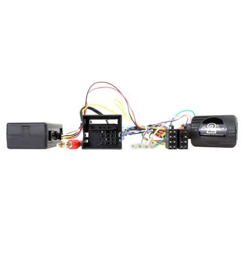 Connects2 Steering Wheel/Stalk Interface For Mercedes -  CTSMC008.2