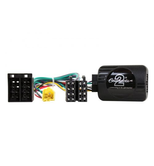 Connects2 Steering Wheel/Stalk Interface For Nissan - CTSNS006.2