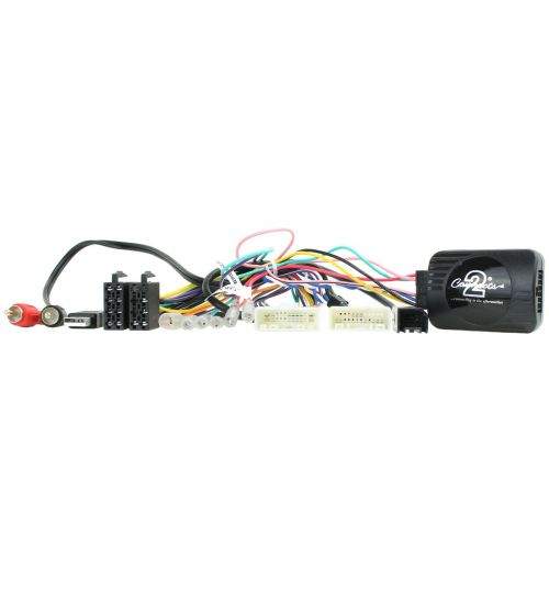 Connects2 Steering Wheel/Stalk Interface For Nissan - CTSNS011.2