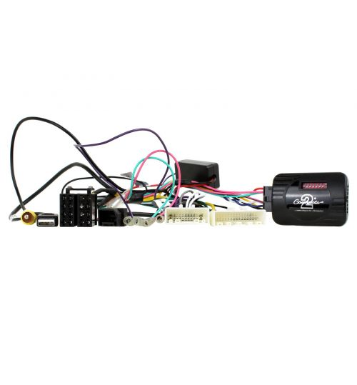 Connects2 Steering Wheel/Stalk Interface For Nissan - CTSNS014.2