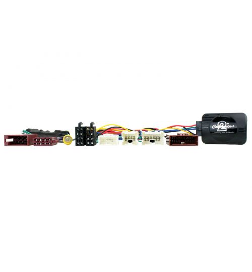 Connects2 Steering Wheel/Stalk Interface For Nissan - CTSNS015.2