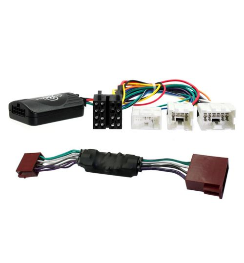 Connects2 Steering Wheel/Stalk Interface For Nissan - CTSNS020.2