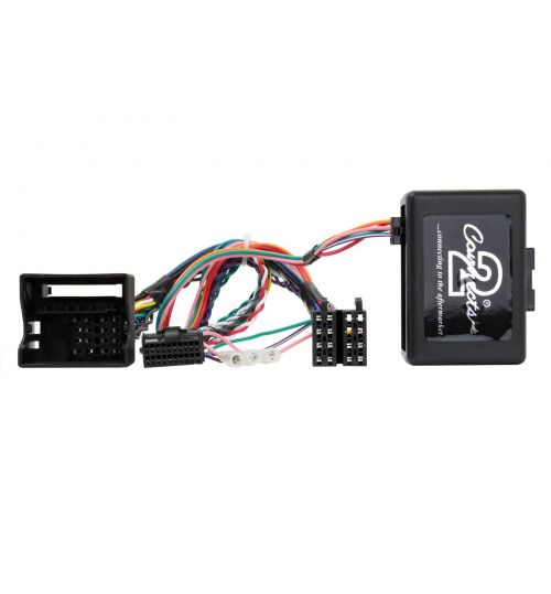 Connects2 Steering Wheel/Stalk Interface For Peugeot - CTSPG013