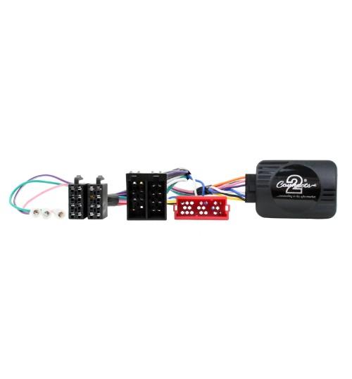 Connects2 Steering Wheel/Stalk Interface For Porsche - CTSPO001.2