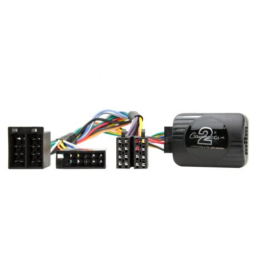 Connects2 Steering Wheel/Stalk Interface For Renault - CTSRN001