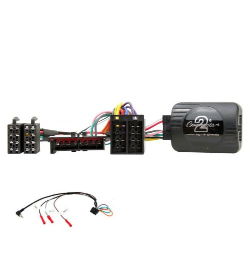 Connects2 Steering Wheel/Stalk Interface For Renault - CTSRN002