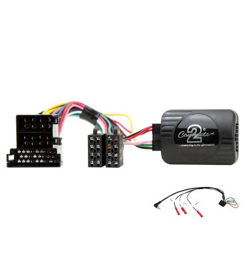 Connects2 Steering Wheel/Stalk Interface For Renault - CTSRN003
