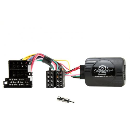 Connects2 Steering Wheel/Stalk Interface + Aerial For Renault - CTSRN003AA
