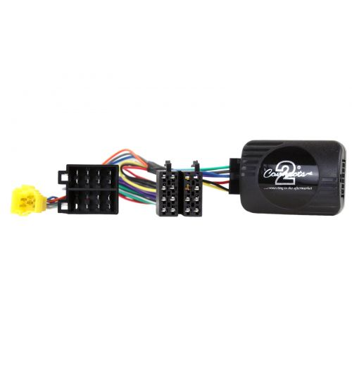 Connects2 Steering Wheel/Stalk Interface For Renault - CTSRN004.2