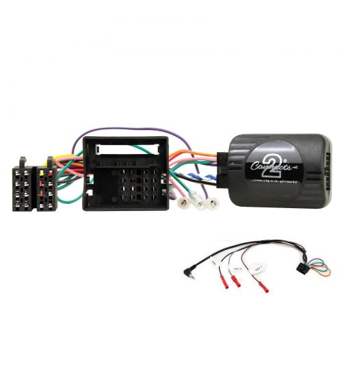 Connects2 Steering Wheel/Stalk Interface For Renault - CTSRN006.2