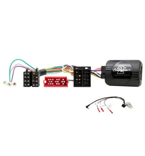 Connects2 Steering Wheel/Stalk Interface For Renault - CTSRN007.2