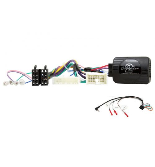 Connects2 Steering Wheel/Stalk Interface For Renault - CTSRN008.2