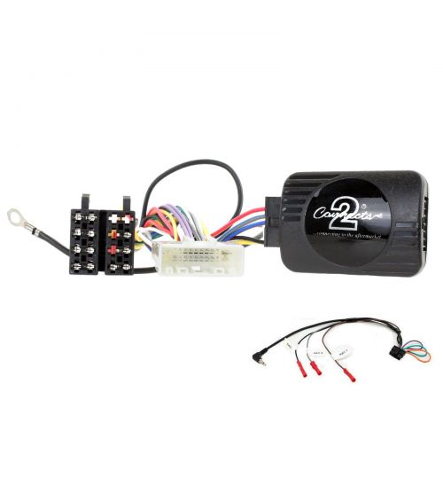 Connects2 Steering Wheel/Stalk Interface For Renault - CTSRN010.2