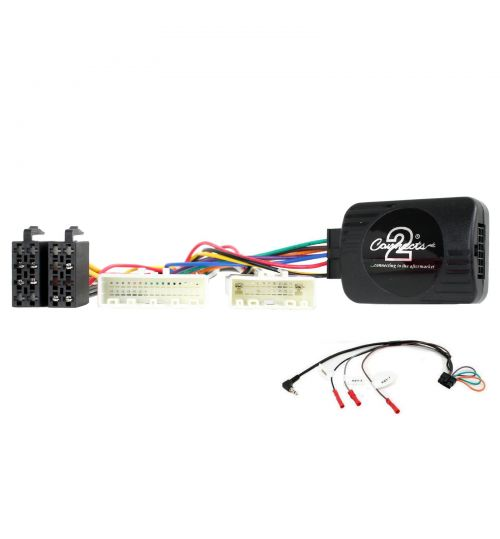 Connects2 Steering Wheel/Stalk Interface For Renault - CTSRN011