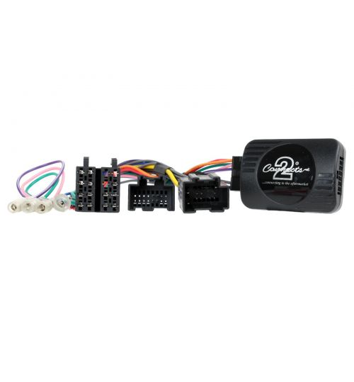 Connects2 Steering Wheel/Stalk Interface For Saab - CTSSA001.2