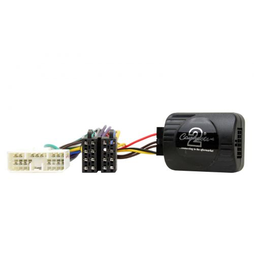 Connects2 Steering Wheel/Stalk Interface For Ssangyong - CTSSY002.2
