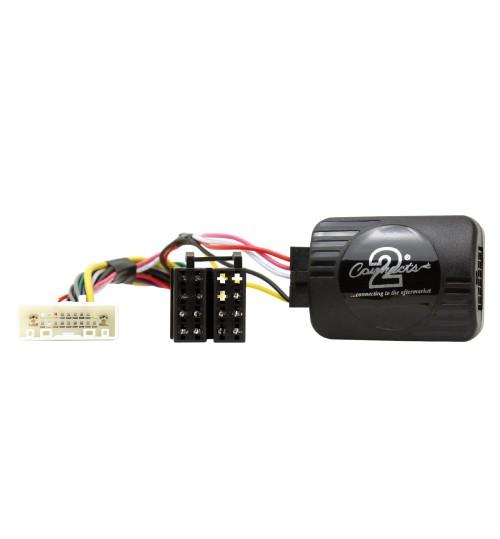 Connects2 Steering Wheel/Stalk Interface For Subaru - CTSSU001.2