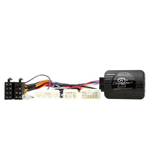 Connects2 Steering Wheel/Stalk Interface For Toyota - CTSTY002.2