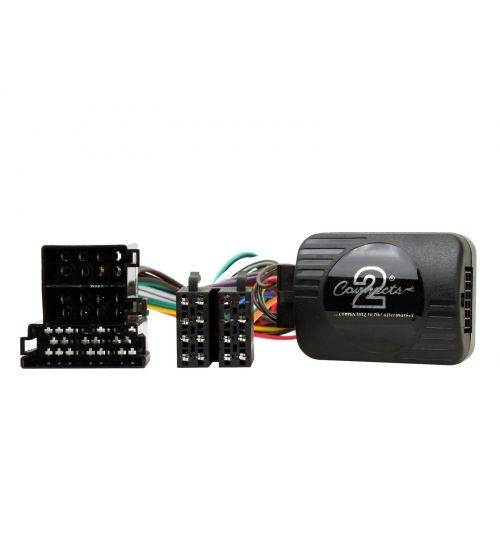 Connects2 Steering Wheel/Stalk Interface For Volkswagen - CTSVW005
