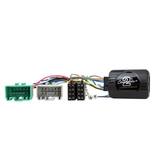 Connects2 Steering Wheel/Stalk Interface For Volvo - CTSVL002.2