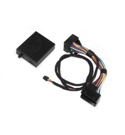 FISTUNE DAB, DAB+ integration Can Bus Plug & Play for Audi, VW, Skoda, Seat - 42222-1