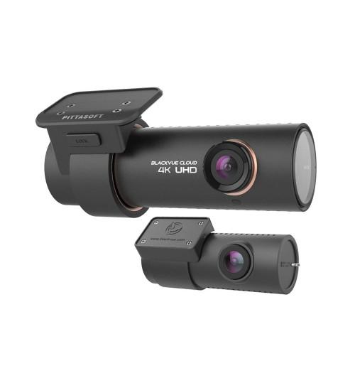BLACKVUE DR900S-2CH Dash Camera 2-Channel Front/Rear Full 4K HD Wi-Fi