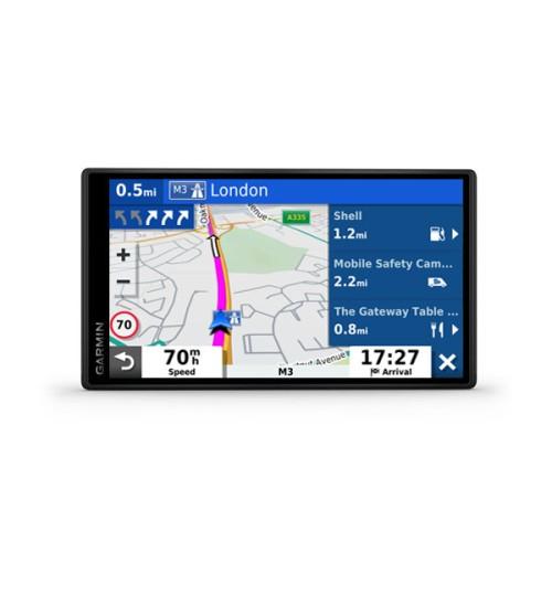 Garmin DriveSmart™ 65 & Traffic Europe Satellite Navigation with Optional Reversing Camera
