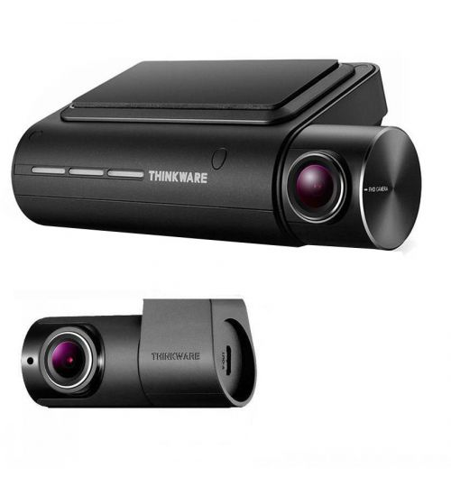 Thinkware F800 Pro Front & Rear Dash Camera Package -  Car Van GPS Recording