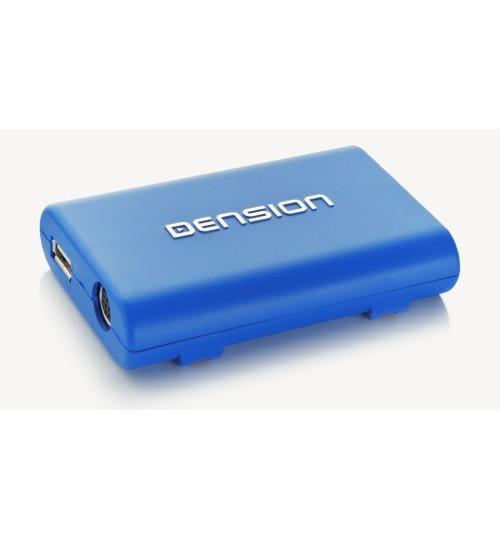 Dension Gateway Lite BT GBL3AU2 non-text iPod iPhone/USB/AUX/Bluetooth Interface Adaptor