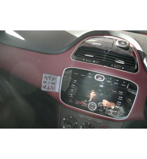 Dashmount 711223 Upper Console Mounting Bracket Fiat Punto Evo 2010 >