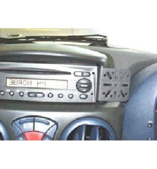 Dashmount 71253 Upper Console Mounting Bracket Fiat Doblo Up to 06/2010