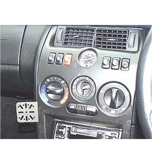 Dashmount 71313 Upper Console Mounting Bracket Fiat Coupe 1998 >