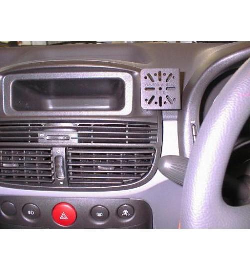 Dashmount 71398 Upper Console Mounting Bracket Fiat Punto 2000 - 2006