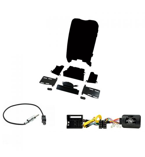 Connects2 Car Stereo Double DIN Fascia Radio Installation Kit For BMW Mini - CCKBM02