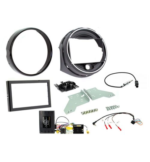 Connects2 Car Stereo Double DIN Fitting Kit For BMW MINI F55/F56 - CTKBM28