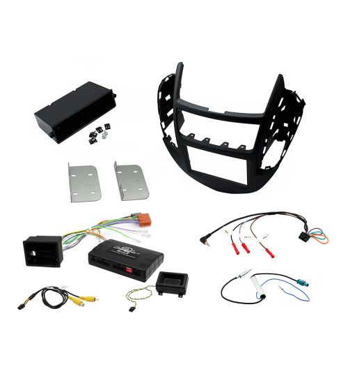 Connects2 Car Stereo Fitting Kit Double DIN Facia Radio Installation For Chevrolet - CTKCV11