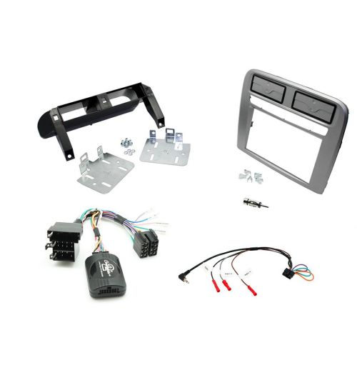 Connects2 Car Stereo Fitting Kit Double DIN Facia Radio Installation For Fiat -  CTKFT16L