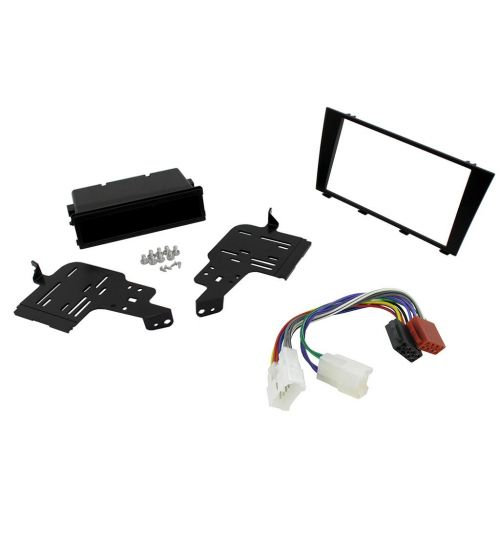 Connects2 Car Stereo Fitting Kit Double DIN Fascia Radio Fitting Kit For Lexus - CTKLX01-ISO