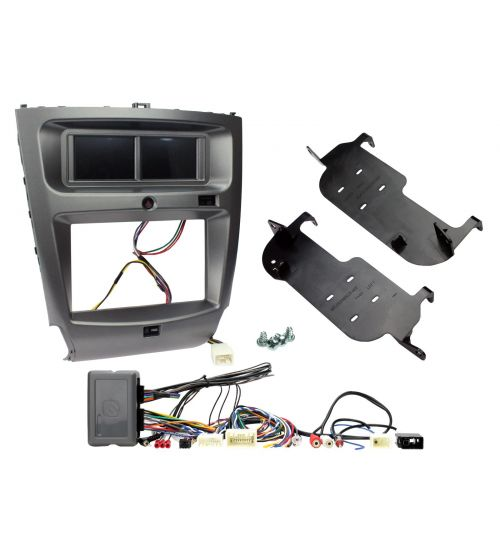 Connects2 Lexus IS Series 2006 - 2013 Dash Kit With Integrated HVAC Control - CTKPLX02