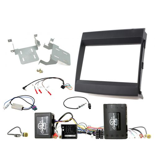 Connects2 Car Stereo Fitting Kit Double DIN Facia Radio Installation For Porsche - CTKPO11