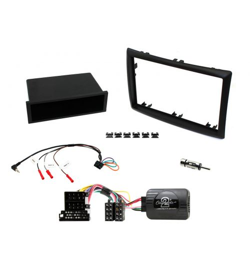 Connects2 Car Stereo Fitting Kit Single DIN Facia Radio Installation For Renault - CTKRT05