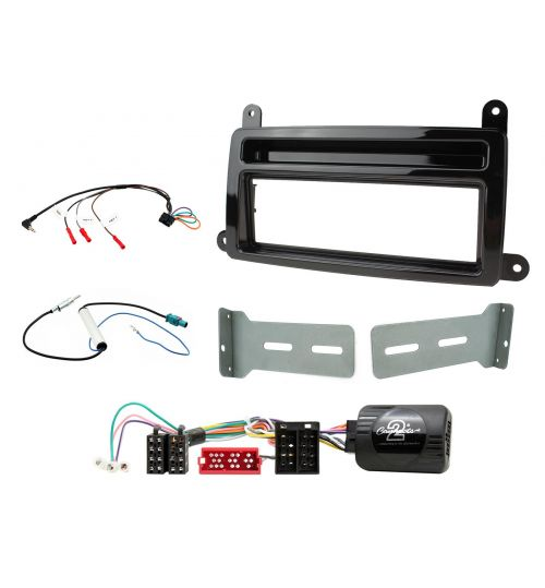 Connects2 Car Stereo Fitting Kit Single DIN Facia Radio Installation For Renault - CTKRT09