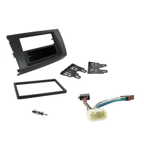 Connects2 Car Stereo Fitting Kit Single DIN Fascia Radio Fitting Kit For Suzuki - CTKSZ01-ISO
