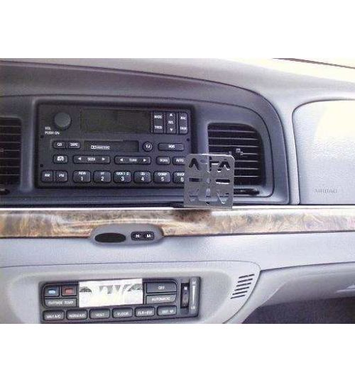 Dashmount 70644 Upper Console Mounting Bracket Ford Crown Victoria Up to 2002 LHD Only