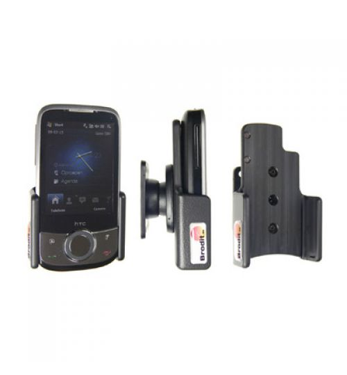 848883 Passive holder with tilt swivel for the HTC Touch Cruise II