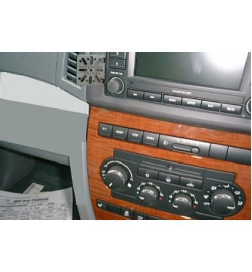 Dashmount 711029 Upper Console Mounting Bracket Jeep Grand Cherokee 2005 - 2010 Sat Nav screen only