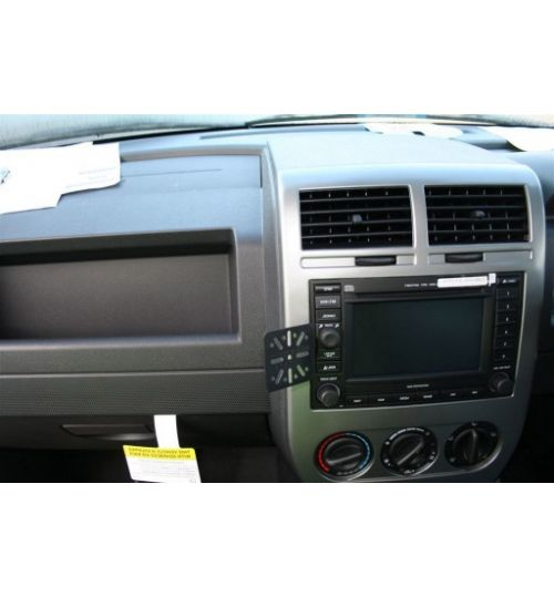 Dashmount 711130jp Upper Console Mounting Bracket Jeep Patriot Up to 2008
