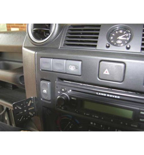 Dashmount 711152 Upper Console Mounting Bracket Land Rover Defender 2007 >